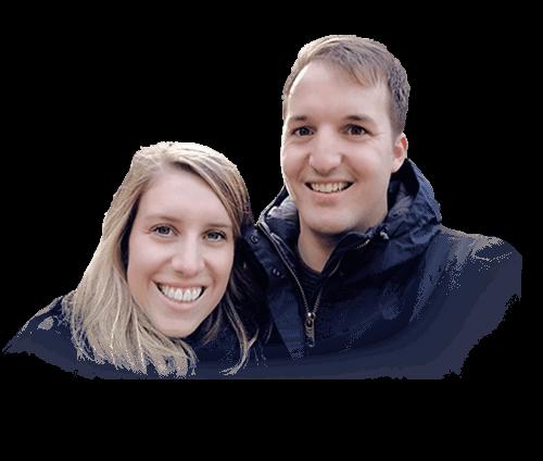Katharina und Christopher Endres