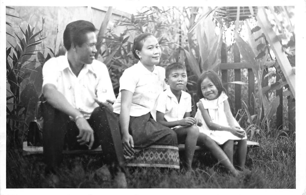Sananikone Family